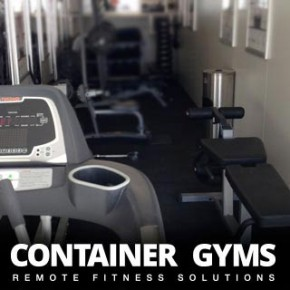 Container Gyms Corporate Identity
