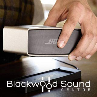 Blackwood Sound Corporate Identity